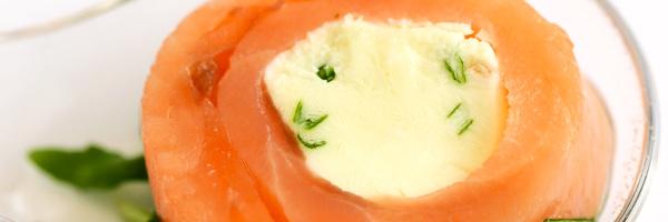 Cannelloni de saumon à la mascarpone